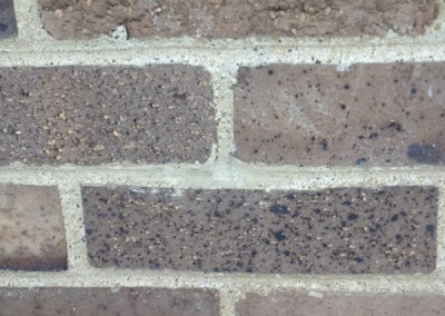 Brick Mortar Joints .